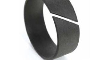 Направляющие кольца для гидроцилиндров